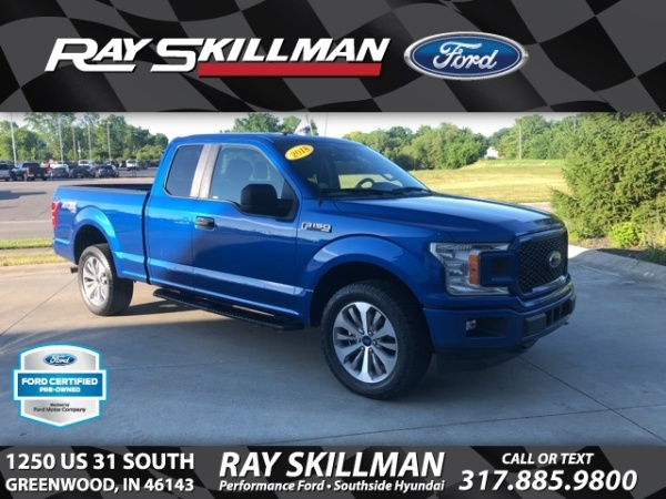 2018 Ford F-150 in Greenwood, IN