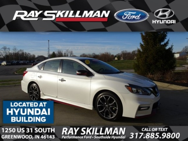 2019 Nissan Sentra in Greenwood, IN