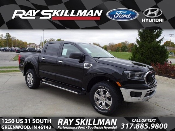 2019 Ford Ranger in Greenwood, IN