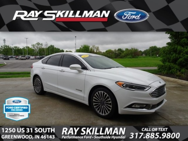 2018 Ford Fusion in Greenwood, IN