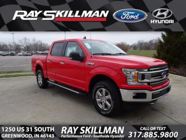 2020 Ford F-150 in Greenwood, IN
