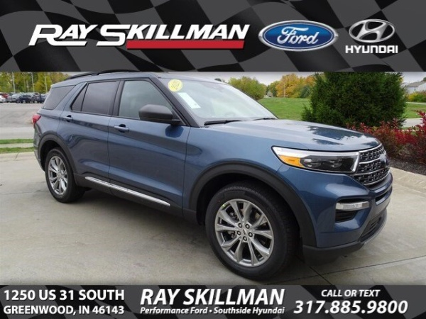 2020 Ford Explorer in Greenwood, IN