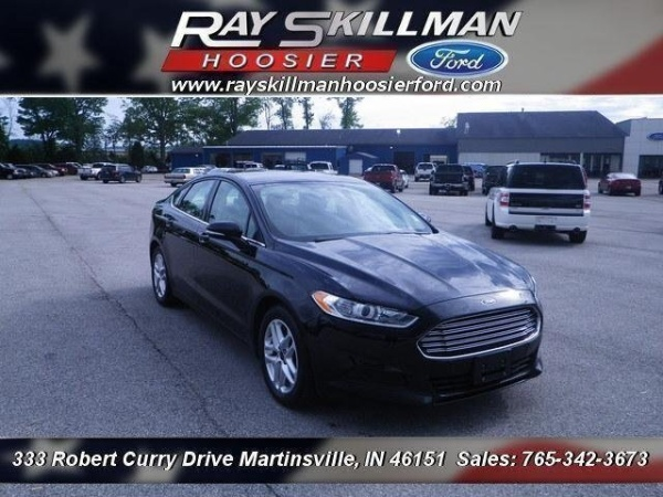 2016 Ford Fusion in Martinsville, IN