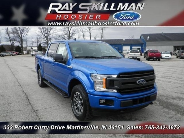 2019 Ford F-150 in Martinsville, IN