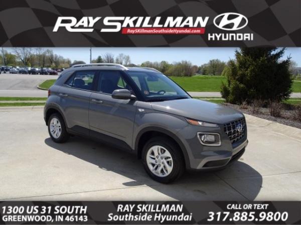 2020 Hyundai Venue in Greenwood, IN
