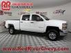2018 Chevrolet Silverado 2500HD Work Truck Crew Cab Standard Box 4WD for Sale in Bossier City, LA