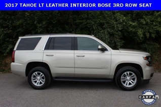 2017 Chevrolet Tahoe Lt Rwd For In Knoxville Tn