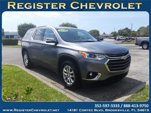 2019 Chevrolet Traverse in Brooksville, FL