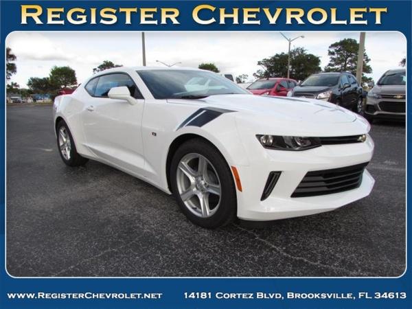New 2018 Chevrolet Camaro For Sale In Tampa Fl U S