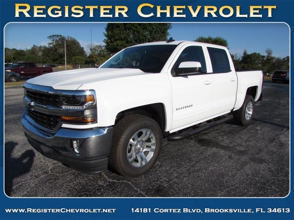 2018 Chevrolet Silverado 1500 in Brooksville, FL