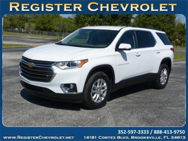 2020 Chevrolet Traverse in Brooksville, FL