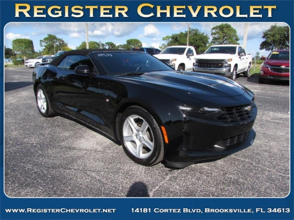 2019 Chevrolet Camaro in Brooksville, FL