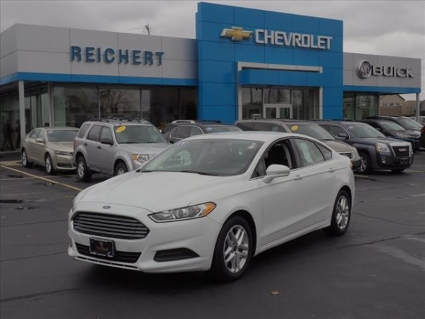 2015 Ford Fusion in Woodstock, IL