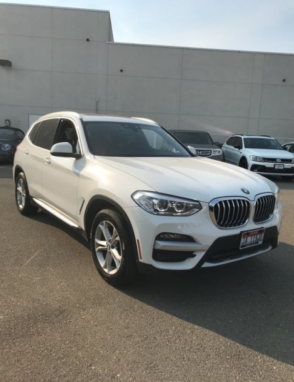 2020 BMW X3