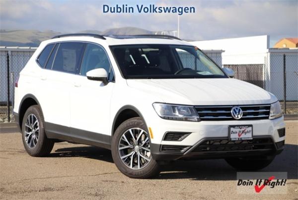 2020 Volkswagen Tiguan in Dublin, CA