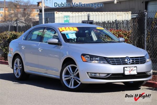 2014 Volkswagen Passat in Dublin, CA