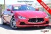 2016 Maserati Ghibli S RWD for Sale in Dublin, CA