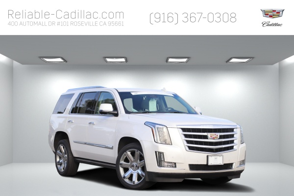 2016 Cadillac Escalade in Roseville, CA