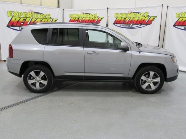 2017 Jeep Compass in Springfield, MO