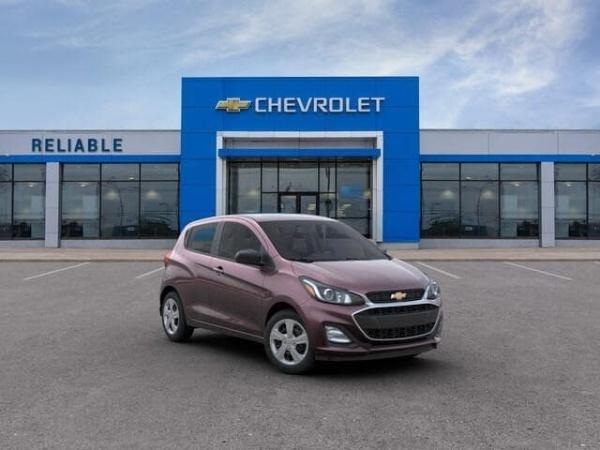 2020 Chevrolet Spark