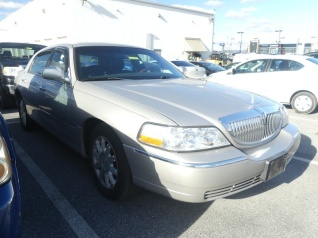 Used Lincoln Town Car For Sale In Baltimore Md 13 Used Town Car