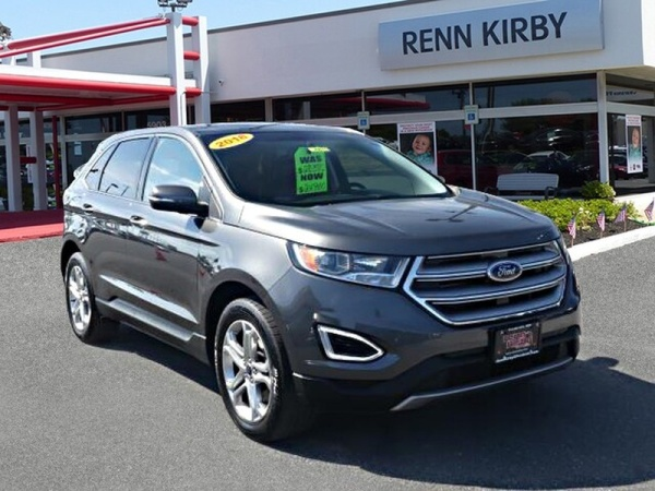 2018 Ford Edge in Frederick, MD
