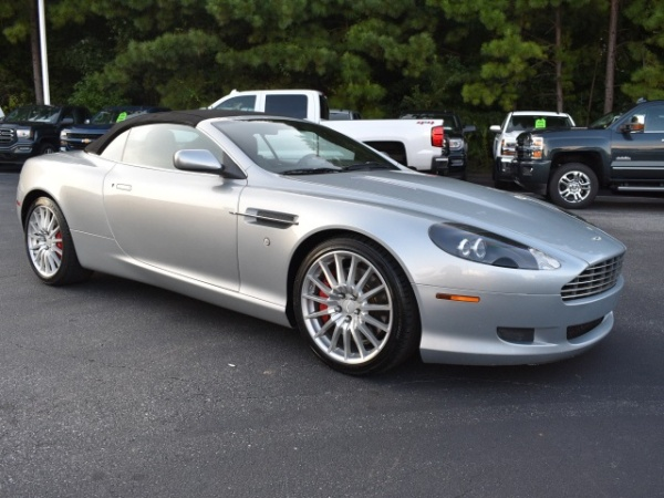 Used Aston Martin DB For Sale US News World Report - Used aston martin