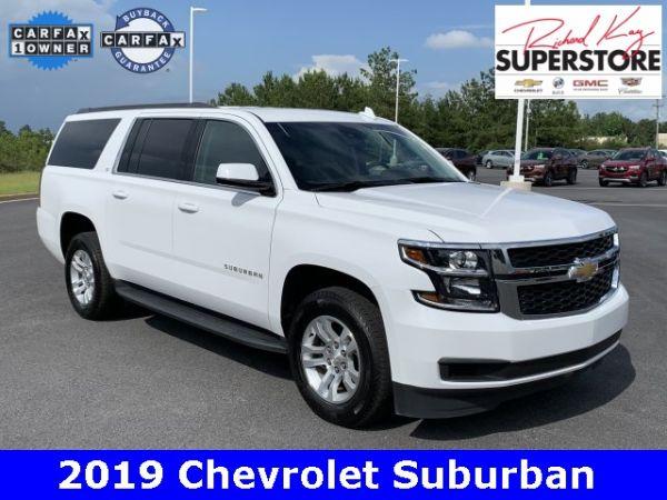 2019 Chevrolet Suburban in Anderson, SC