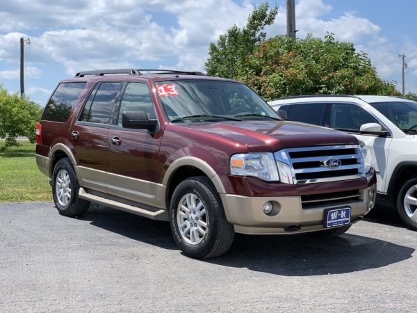 2013 Ford Expedition in Boonville, MO