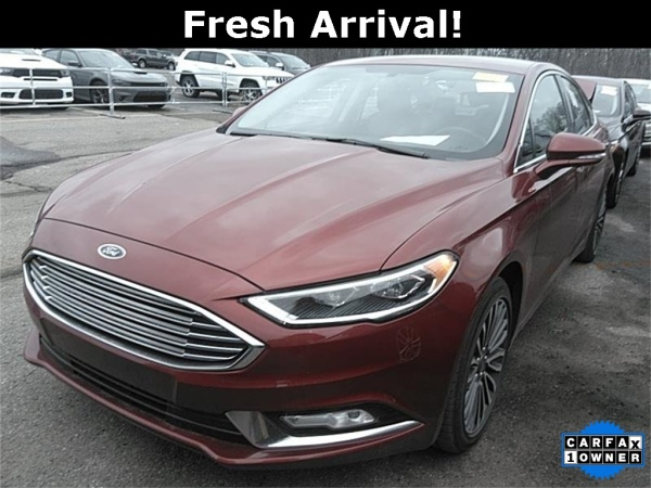 2017 Ford Fusion in Boonville, MO