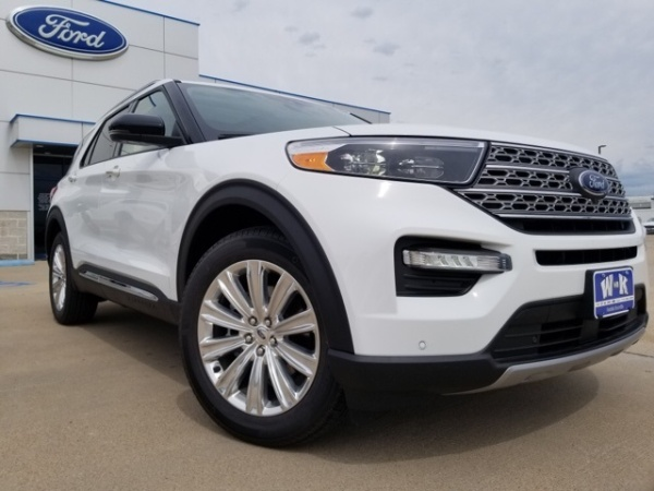 2020 Ford Explorer in Boonville, MO