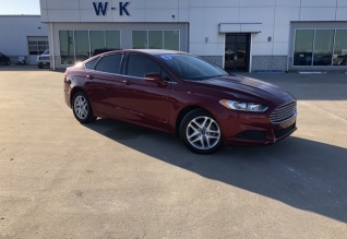 2016 Ford Fusion Se Fwd For In Boonville Mo