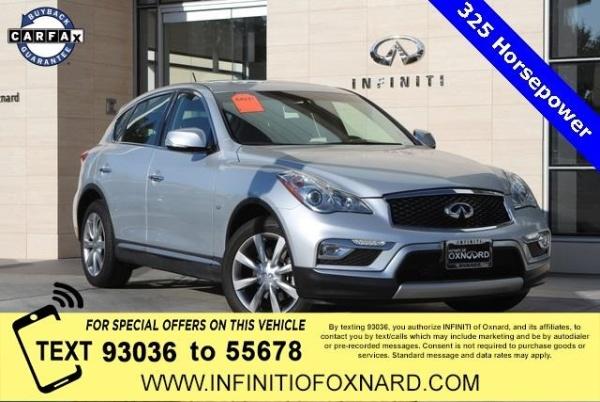 2017 INFINITI QX50 in Oxnard, CA