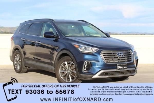 2017 Hyundai Santa Fe in Oxnard, CA