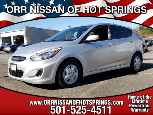 2017 Hyundai Accent in Hot Springs, AR