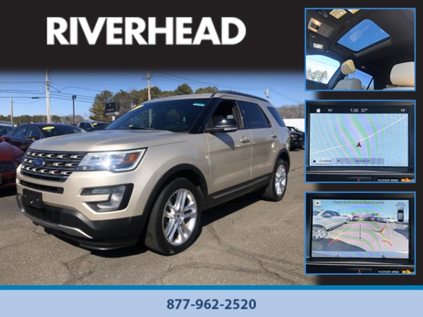 2017 Ford Explorer in Riverhead, NY