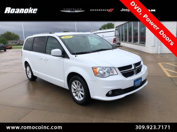 2019 Dodge Grand Caravan in Roanoke, IL