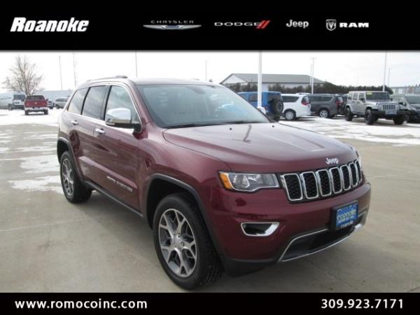 2020 Jeep Grand Cherokee in Roanoke, IL