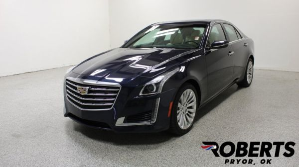 2017 Cadillac CTS in Pryor, OK