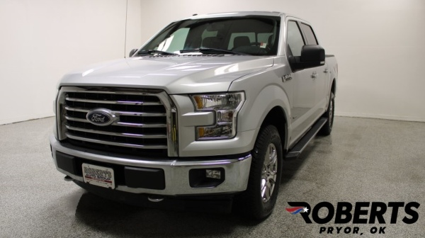 2017 Ford F-150 in Pryor, OK