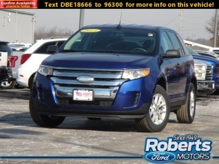 2013 Ford Edge For Sale >> Used Ford Edge For Sale In Jacksonville Il 95 Used Edge Listings