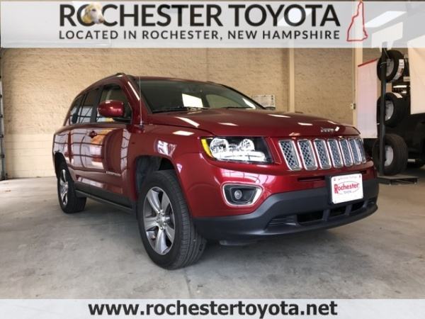 2017 Jeep Compass in Rochester, NH