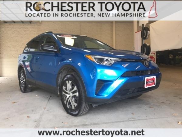 2017 Toyota RAV4 in Rochester, NH