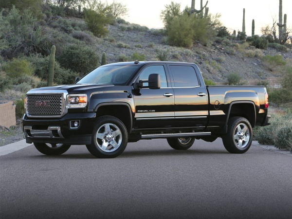 2019 GMC Sierra 2500HD in Rochester, NH