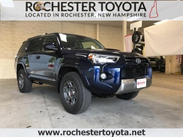 2020 Toyota 4Runner in Rochester, NH