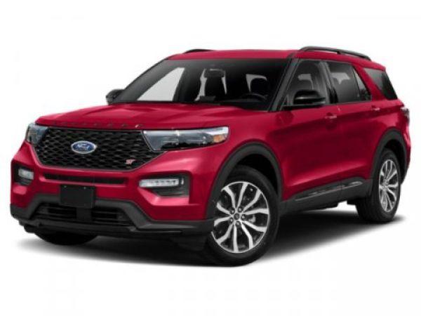 2020 Ford Explorer in Thomaston, ME