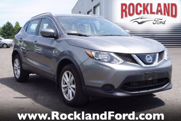 2018 Nissan Rogue Sport in Thomaston, ME