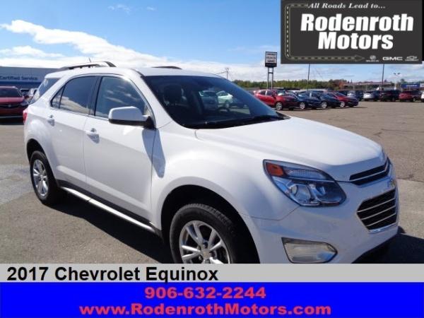 2017 Chevrolet Equinox in Sault Sainte Marie, MI