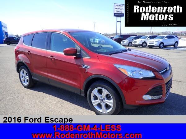 2016 Ford Escape in Sault Sainte Marie, MI