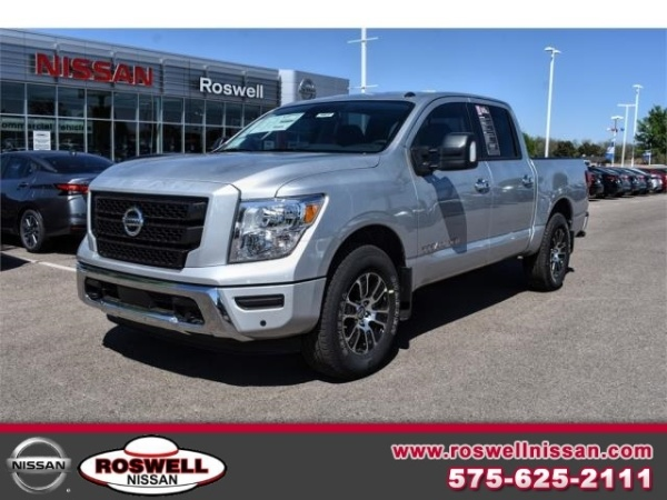 2020 Nissan Titan in Roswell, NM